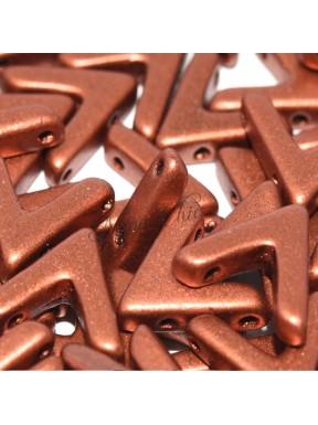 10 pz AVA BEADS perline conteria copper