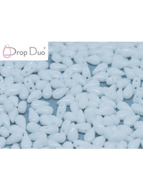 DropDuo 3 x 6 mm Chalk White