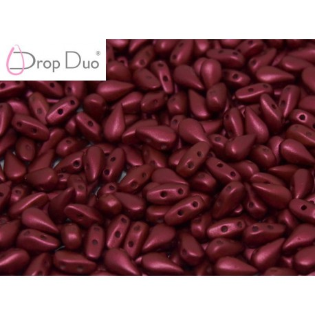 DropDuo 3 x 6 mm Lava Red