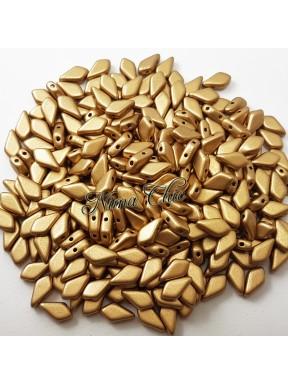 Kite Beads Bronze Pale Gold (Matte Metallic Flax)