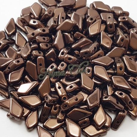 Kite Beads Dark Bronze