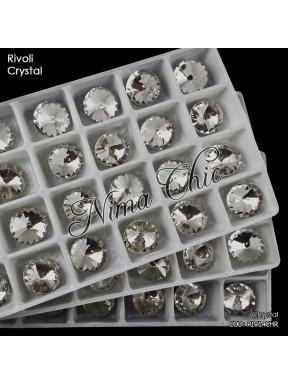 2 RIVOLI cristallo CHRYSTAL