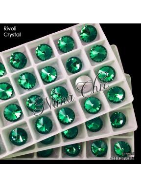 2 RIVOLI cristallo EMERALD