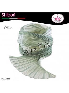 15 cm SETA SHIBORI pearl