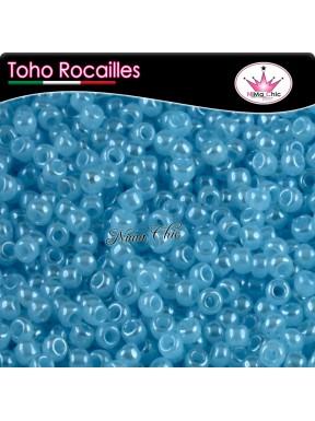 10 gr TOHO ROCAILLES 8/0 ceylon aqua