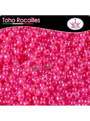 10 gr TOHO ROCAILLES 8/0 ceylon hot pink