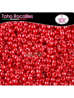 10 gr TOHO ROCAILLES 8/0 opaque cherry