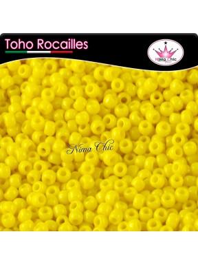 10 gr TOHO ROCAILLES 11/0  Opaque sunshine