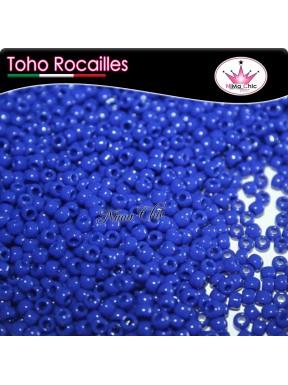 10 gr TOHO ROCAILLES 8/0 Opaque navy blue