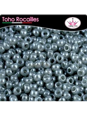 10 gr TOHO ROCAILLES 8/0 ceylon smoke