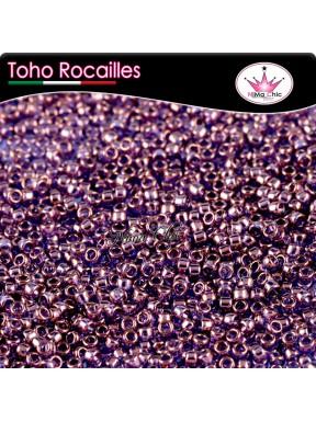 10 gr TOHO ROCAILLES 15/0 Ceylon innocent pink