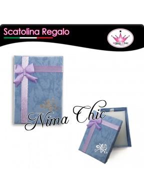 SCATOLINA CONFEZIONE REGALO 7x5 cm Glicine